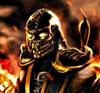 injustice scorpion s - Scorpion Revealed as New DLC Character in Injustice: Gods Among Us