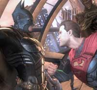 Heroes and Villains Choose Sides in the Injustice: Gods Among Us Launch Trailer