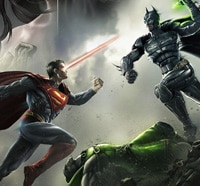 Injustice: Gods Among Us Free-to-Play Game Now Available on the App Store