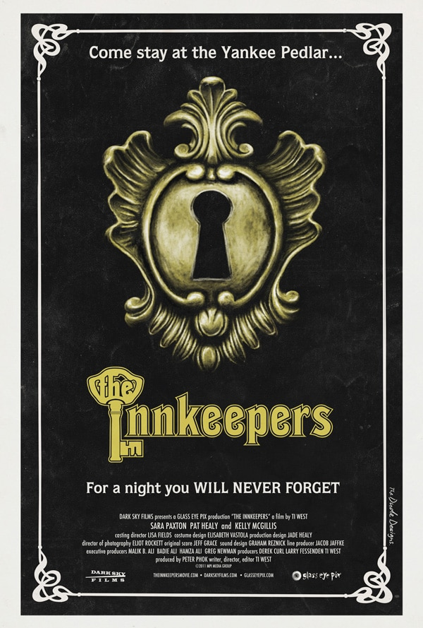 SXSW 2011: Incredible One-Sheet Debut - Ti West's Innkeepers Part Deux