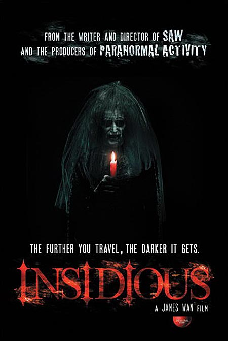 New One-Sheet and Still: James Wan's Insidious