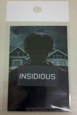 Win an Insidious Prize Pack