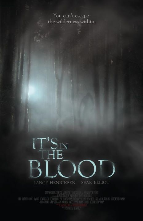 Lance Henriksen Stars in Upcoming Creature Feature/Survival Horror Film It's in the Blood
