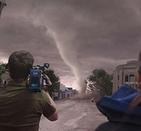 First TV Spot Takes Us Into the Storm
