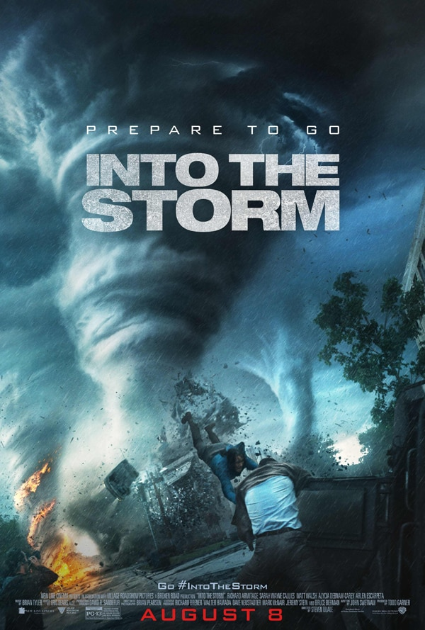 into the storm - Fiery First Into the Storm Clip