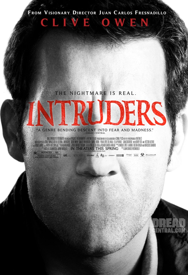 SXSW 2012: New Trailer for Intruders Hollows Out You Fears