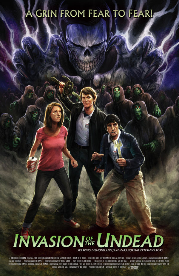 invasion of the undead - First Look at Crowdfunded Success - Invasion of the Undead