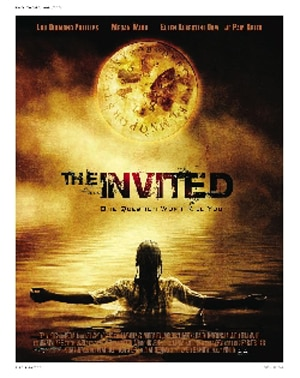 Trailer and Sales Art for New Spooker The Invited