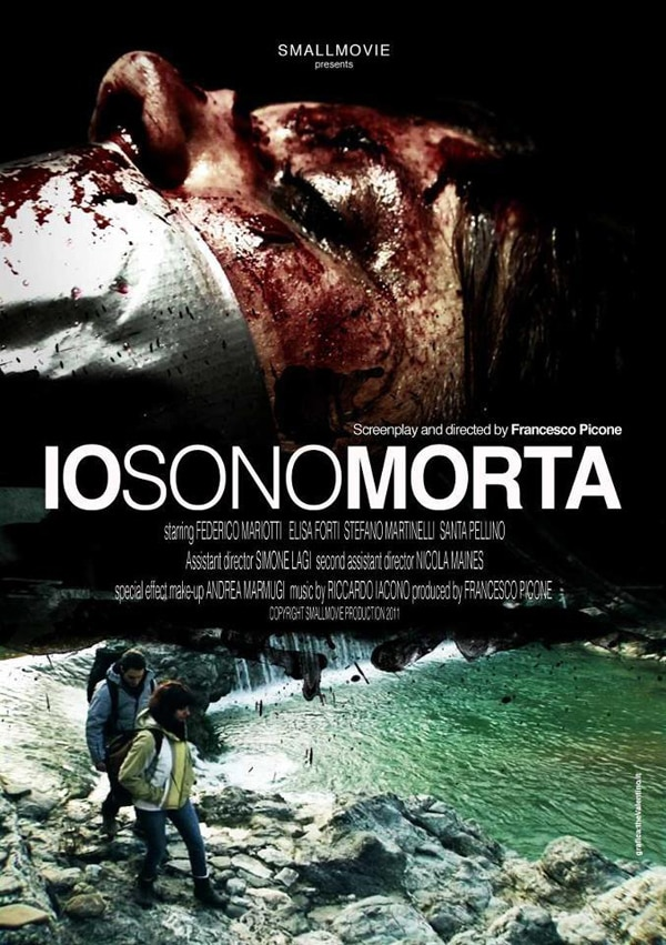 See the Impressive Italian Short Film Io Sono Morta (I'm Dead)