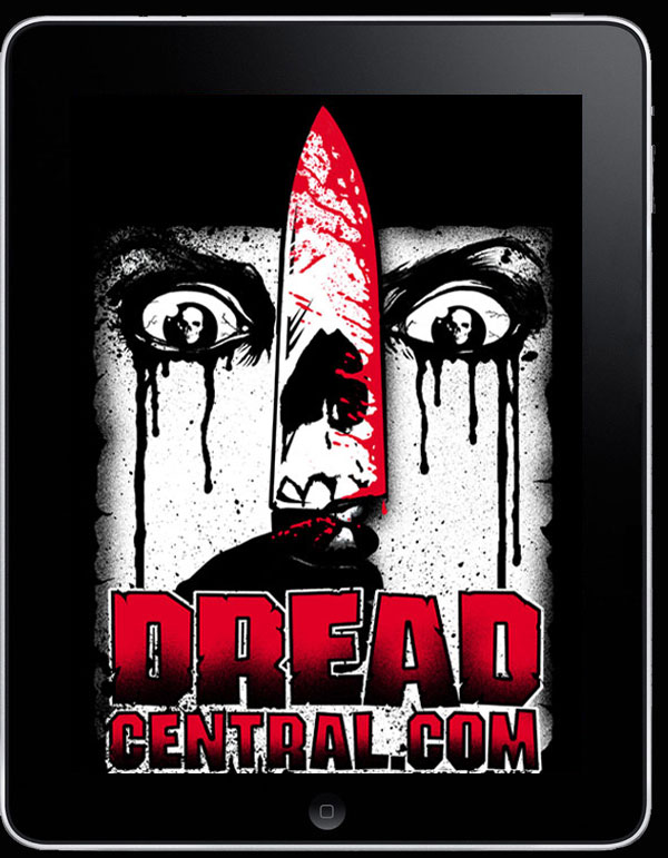 ipad - CONTEST CLOSED! Win an iPad 2 from Dread Central and PunchTab!