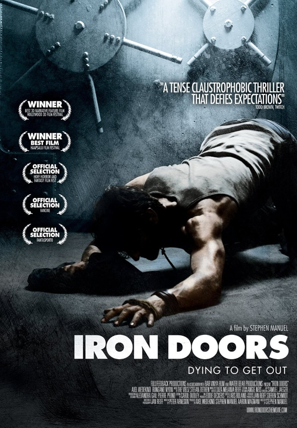 Stephen Manuel's Iron Doors Open Up on VOD and DVD Today!