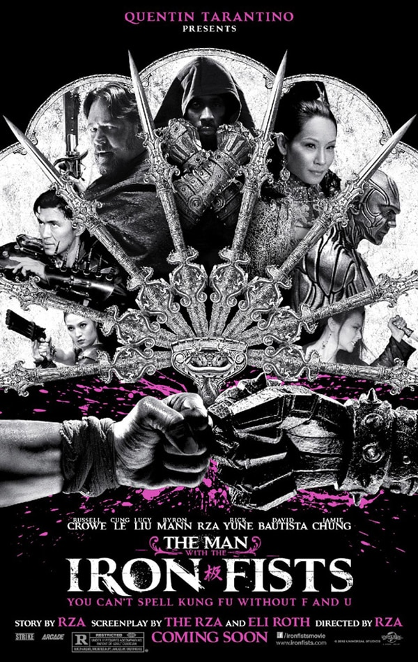 San Diego Comic-Con 2012: Video Interview: The RZA and Dave Bautista Talk The Man with the Iron Fists!