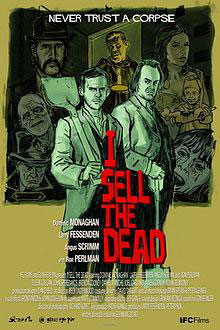Special Screening of I Sell the Dead Happening in New Jersey on October 26th