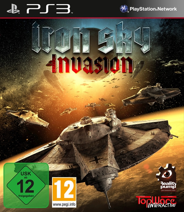 Iron Sky Video Game Tie-In Iron Sky: Invasion Lands this November