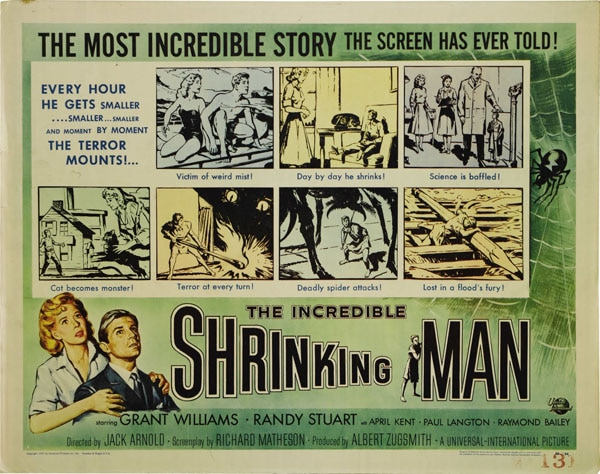 MGM's Interest in an Incredible Shrinking Man Remake Grows