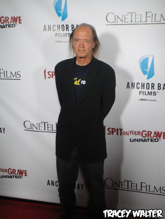 isoygprem4 - Exclusive: Dread Central Hits the Red Carpet Premiere of I Spit on Your Grave