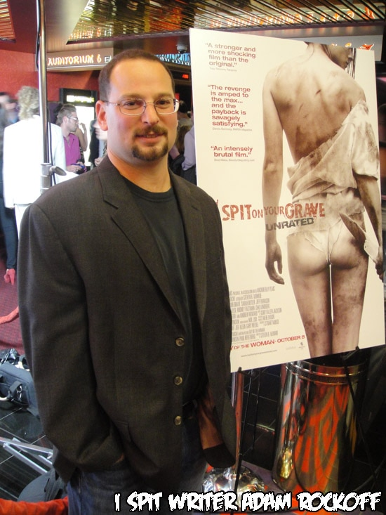 isoygprem9 - Exclusive: Dread Central Hits the Red Carpet Premiere of I Spit on Your Grave