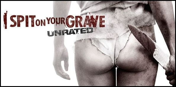 Official I Spit on Your Grave One-Sheet