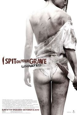Take Revenge at the Dark Delicacies DVD Signing for I Spit On Your Grave
