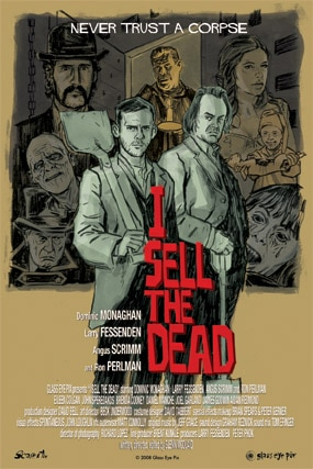 New I Sell the Dead poster!