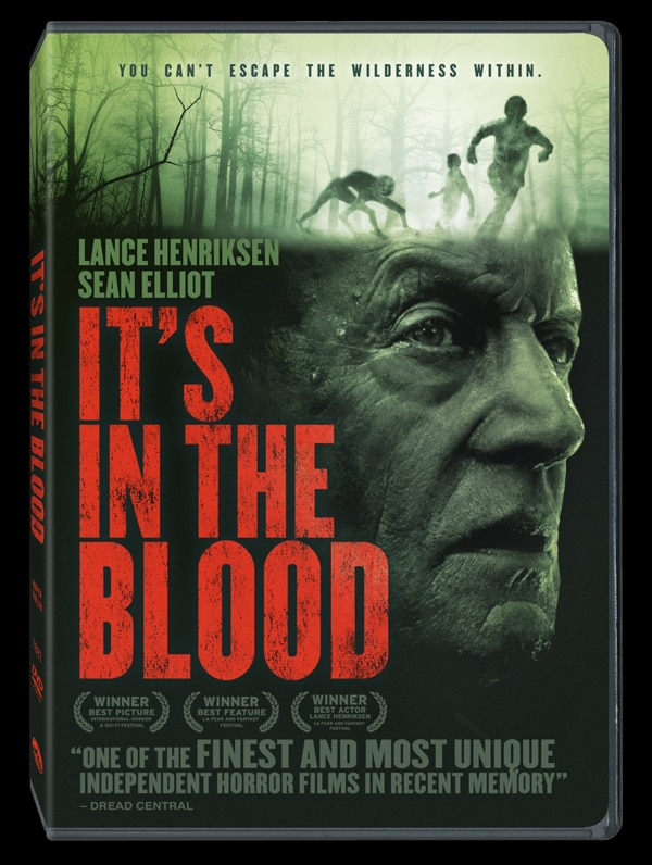 Test to See if It's In the Blood on Home Video