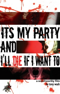 It's My Party... poster!