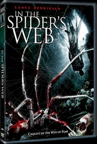 In the Spider's Web DVD (click for larger image)