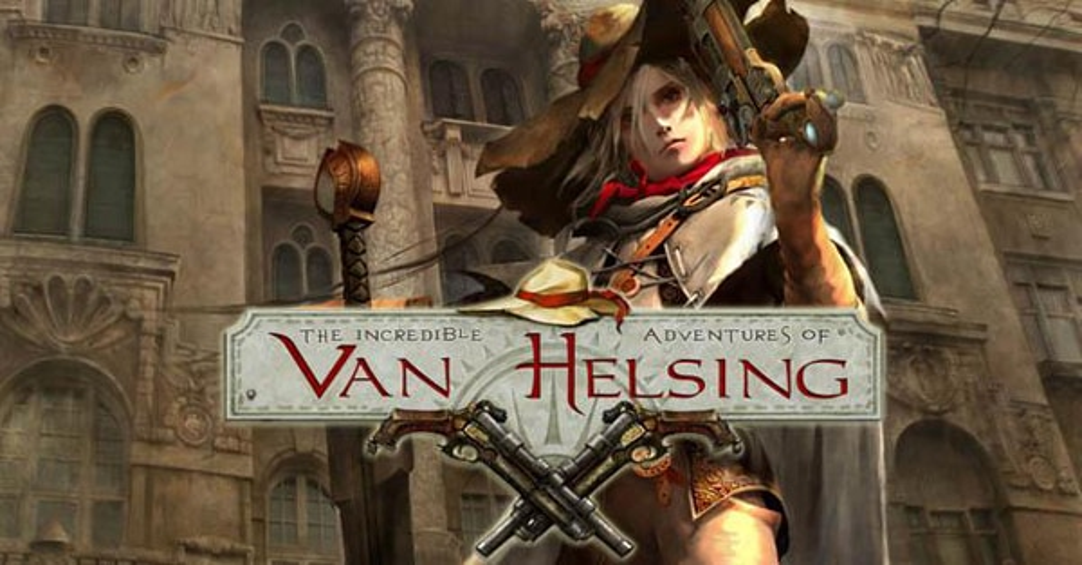 New Trailer for The Incredible Adventures of Van Helsing