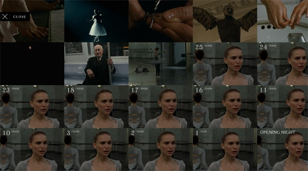 Natalie Portman Just Wants to Be Perfect in Black Swan Clips