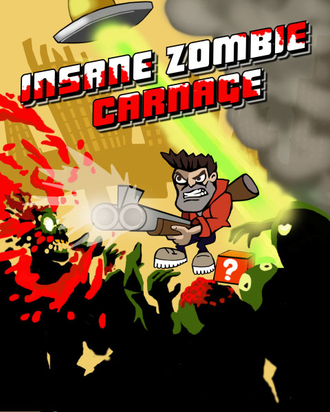 Insane Zombie Carnage Coming to Your PC and Xbox 360