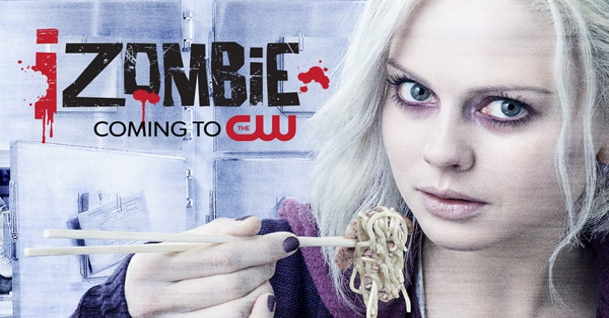 The CW's iZombie