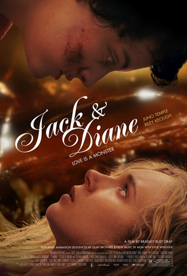 Jack & Diane Share a Smooch in Latest Clip