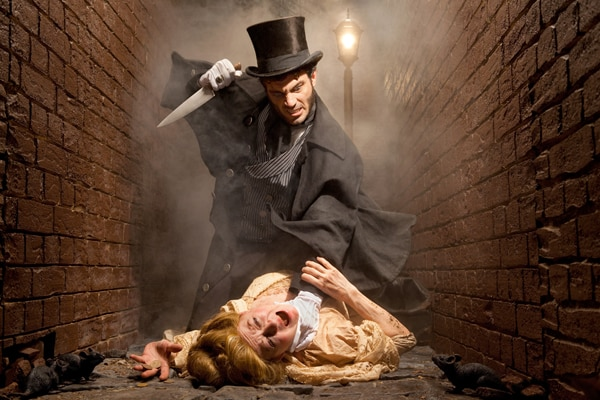 Horror Photographer Joshua Hoffine Reveals His Newest Nightmare: Jack the Ripper (click for larger image)