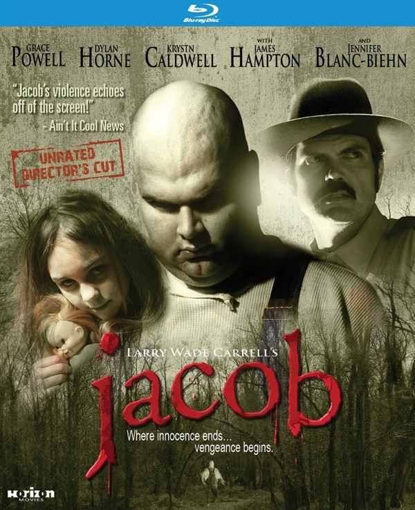 Larry Wade Carrell Talks Writing, Directing, and Acting in Jacob; DVD/Blu-ray Release Info and Exclusive Clip