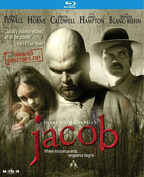 Jacob: Unrated Director's Cut (Blu-ray)