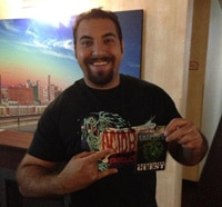 james balsamo - Indie Filmmaker James Balsamo Talks Mutants, B-Movies and More for Catch of the Day