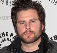 Psych's James Roday Covers Himself in Gravy