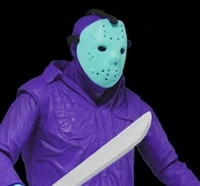 San Diego Comic-Con 2013 - Incredible Packaging for NECA's Video Game Jason