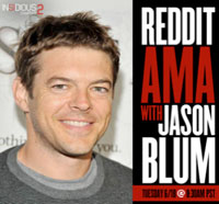 Jason Blum Chats About Insidious Chapter 2 Today on Reddit