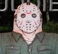 Horror Decor Brings the Jason Horror Buddy THIS FRIDAY!