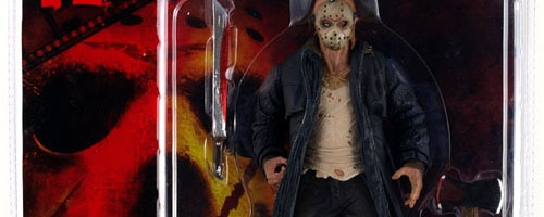 Mezco's new Jason Voorhees figure! (click for larger image)