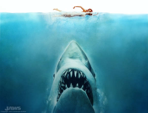 Jaws Getting Set to Take a Bite out of Blu-ray