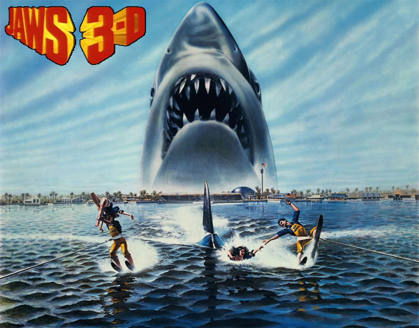 Universal Thinking 3D Jaws Remake