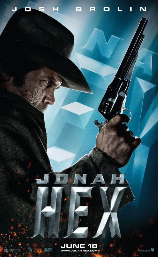Four New Character Posters for Jonah Hex