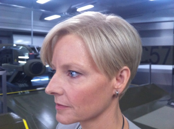 First Look at Jodie Foster in Elysium