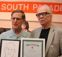 South Pasadena Recognizes John Carpenter and Names October 31st as John Carpenter Night