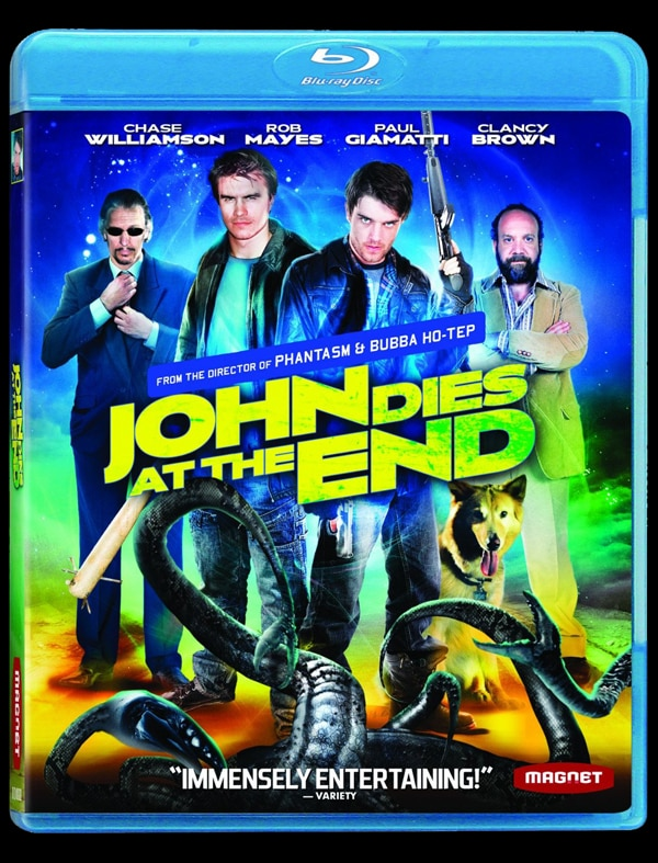 john dies at the end blu ray - Bring the Meat Monster from John Dies at the End Home