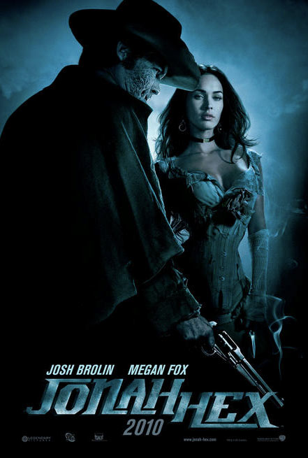 Jonah Hex One Sheet (High Quality)