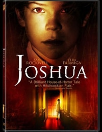 Joshua DVD (click for larger image)