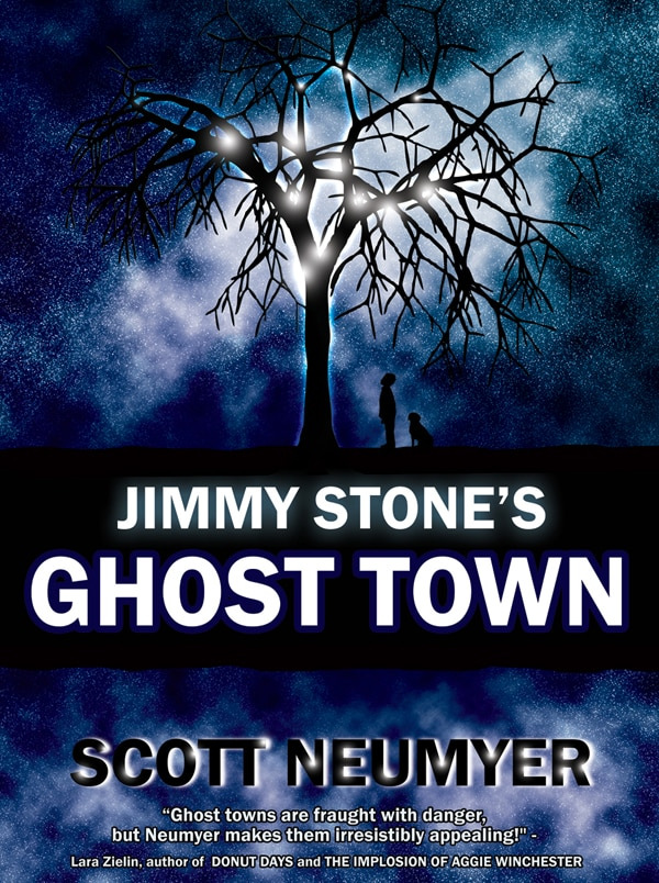 Uncover the Secrets of Jimmy Stone's Ghost Town